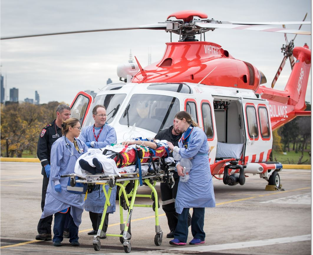 Air Ambulance Gallery